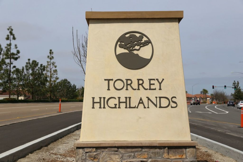 Torry Highlands 92129 Rancho Peñasquitos