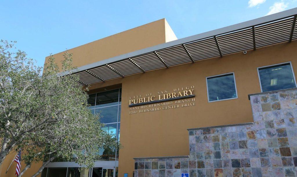 Rancho Bernardo Library 92128