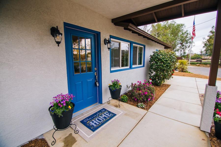 Ezra Lane Front Door