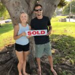 Happy Jeremy Root Realtor Clients SOLD Condo