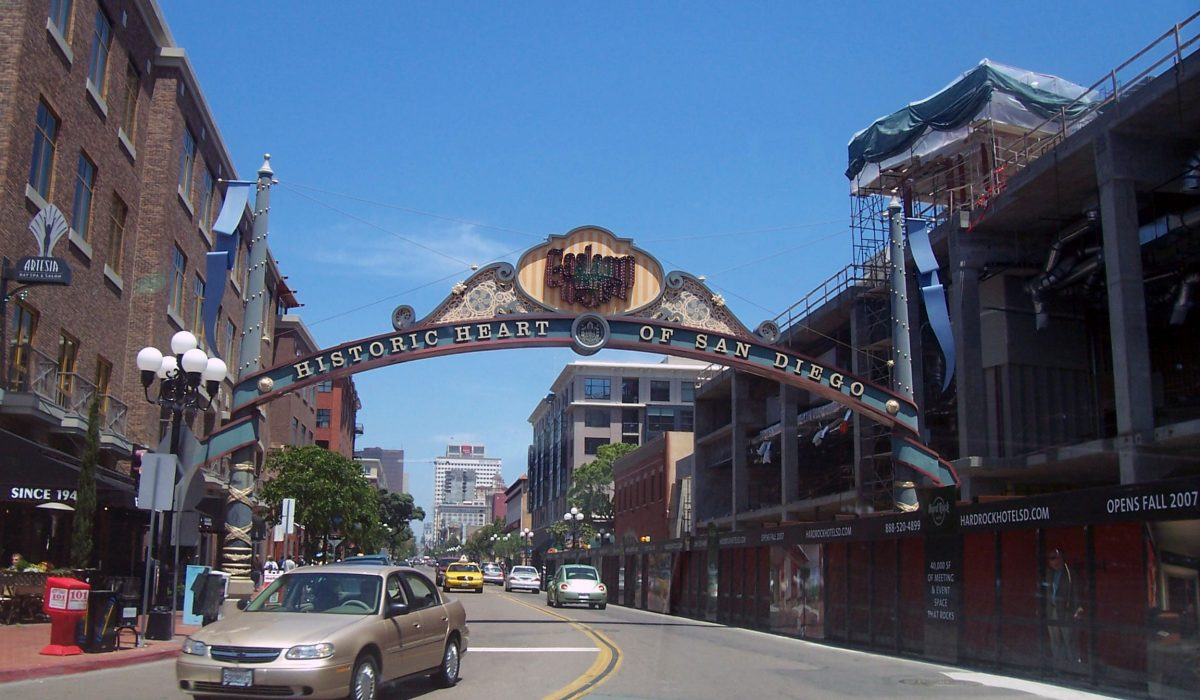 San Diego Homes For Sale Gas Lamp District
